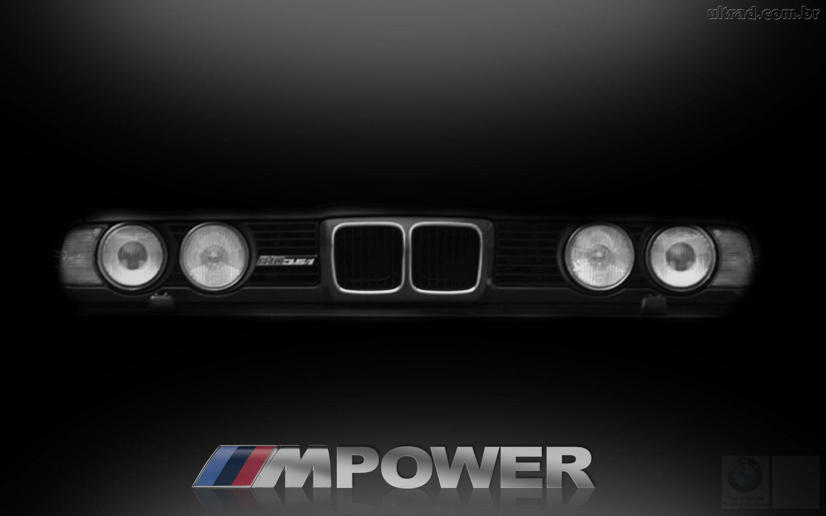 Wallpapers For > Bmw M Logo Wallpaper