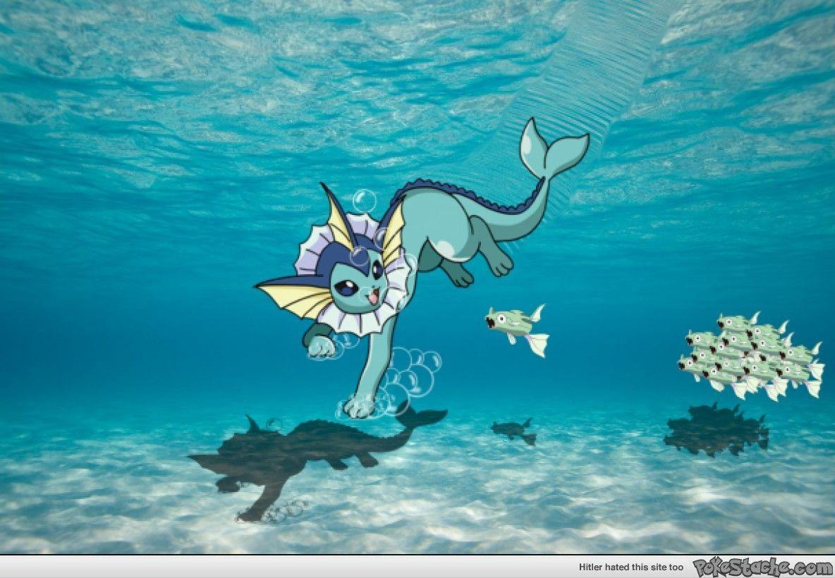 Vaporeon Wallpapers