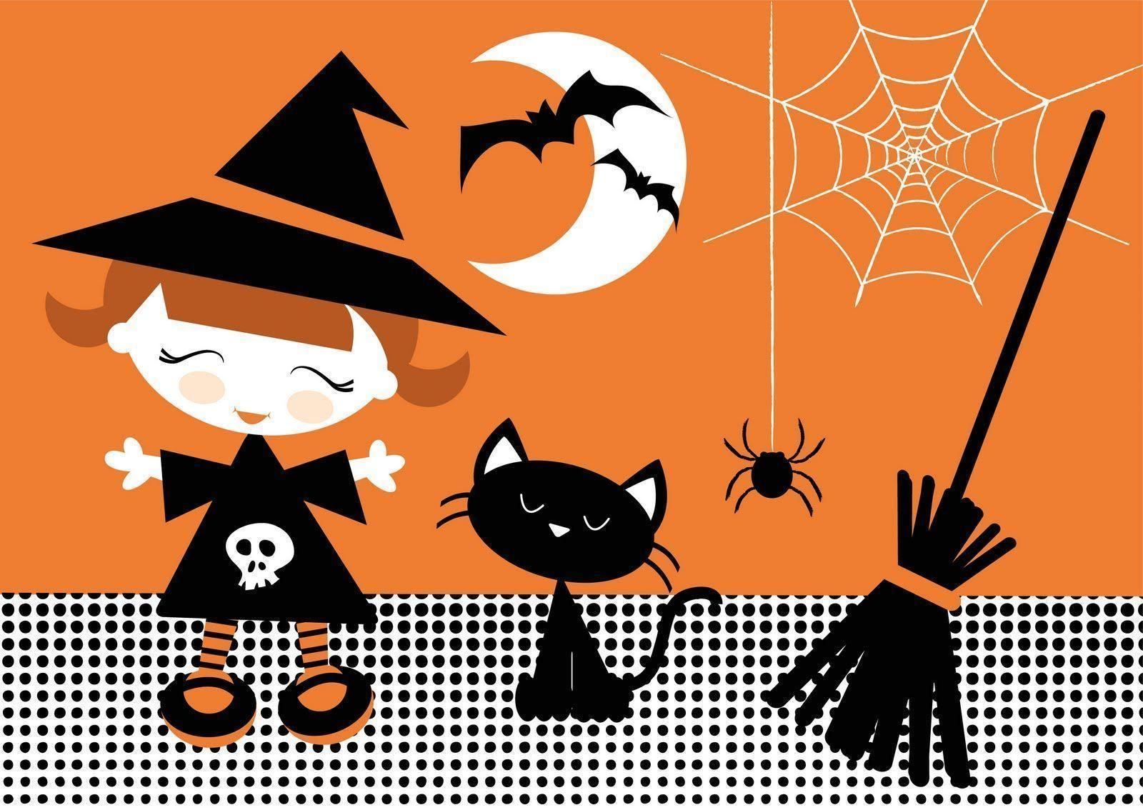 Cute Halloween Wallpaper And Picture