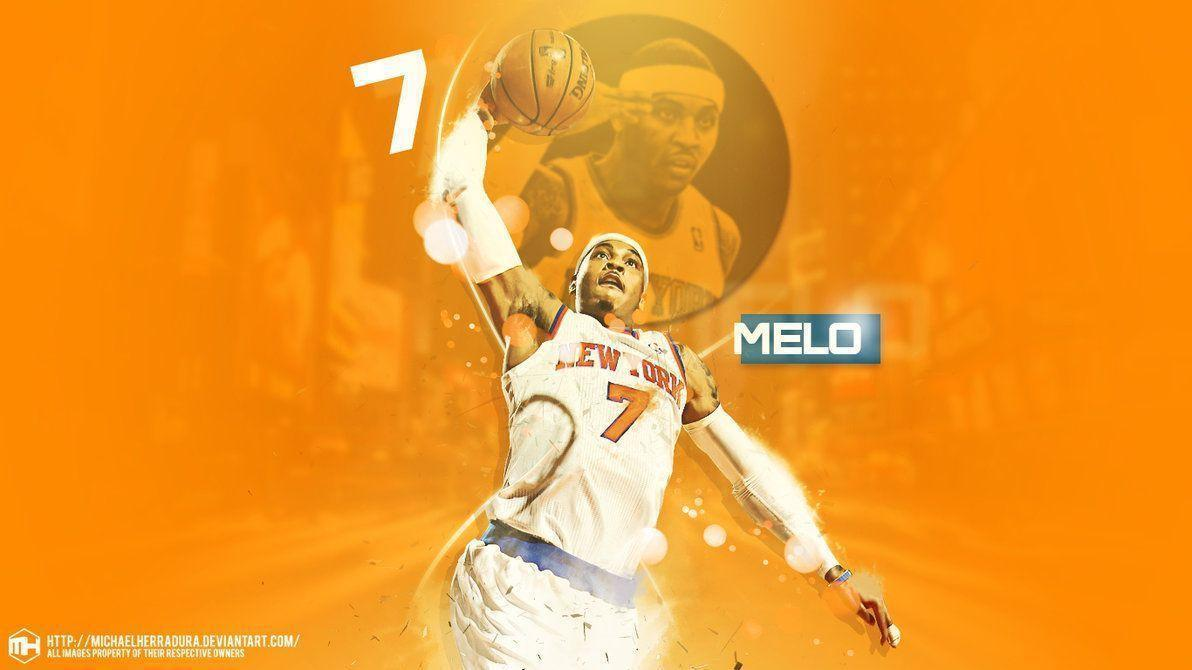Carmelo Anthony wallpapers by michaelherradura