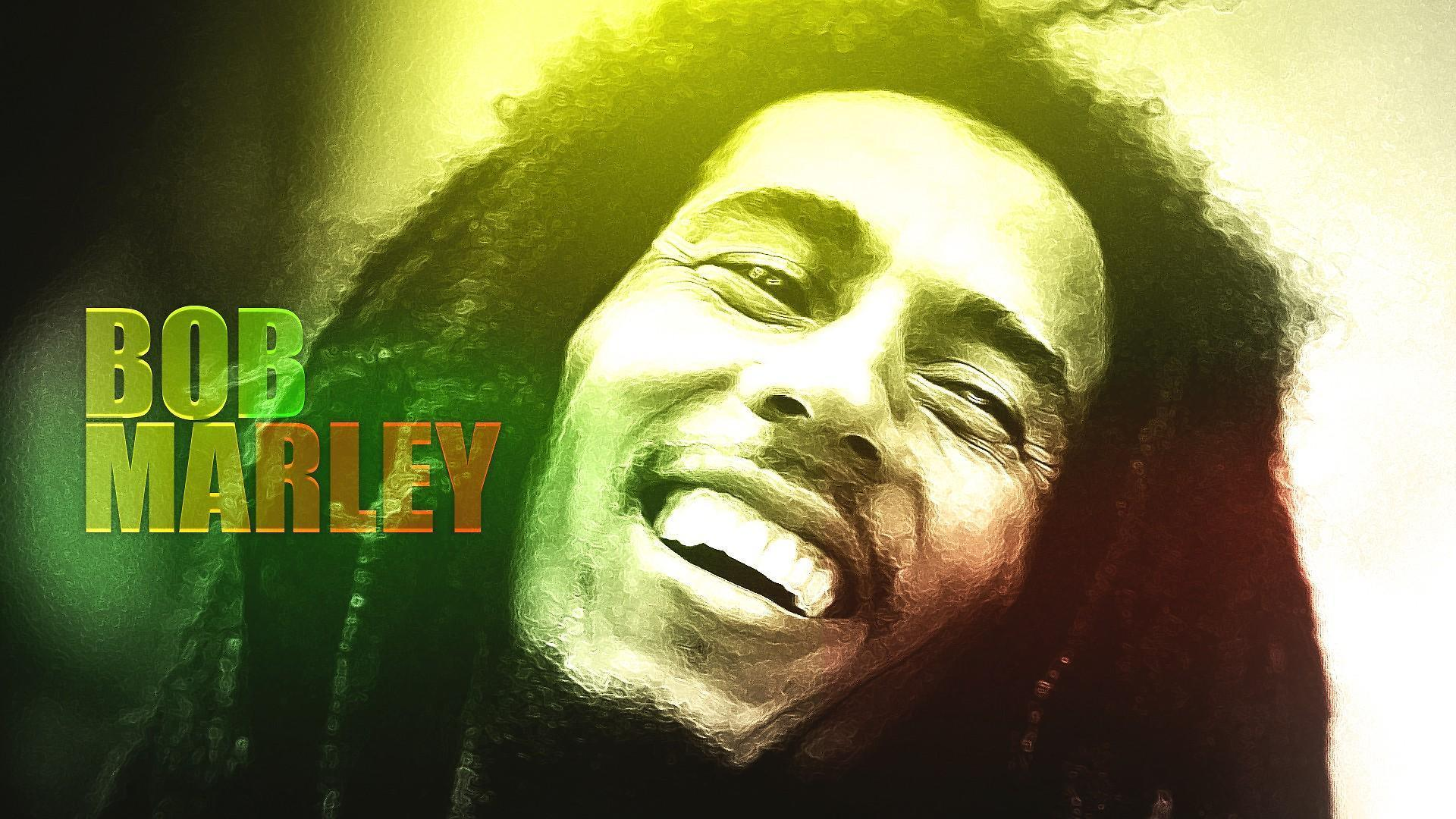 Wallpapers For > Bob Marley Wallpapers