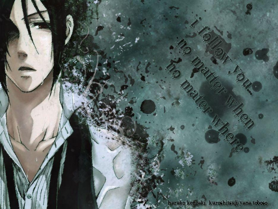 sebastian michaelis - Black Butler Wallpaper (34822727) - Fanpop
