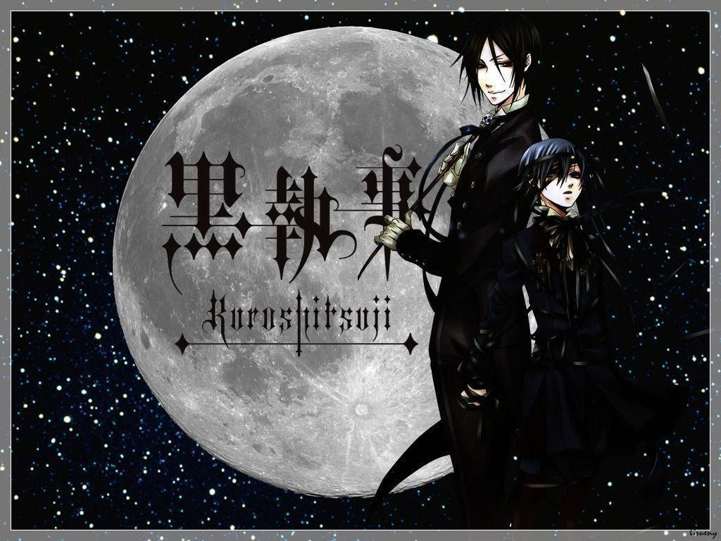 Image For > Black Butler Pluto Wallpapers