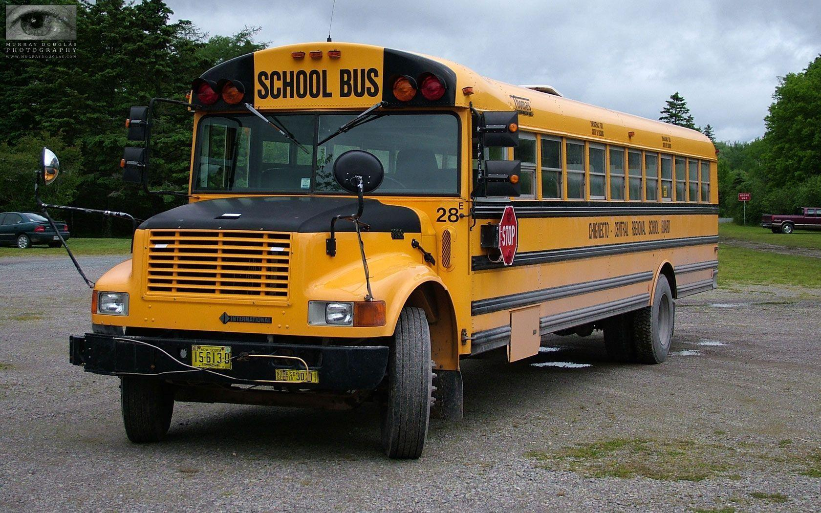 School Bus Wallpapers Image & Pictures