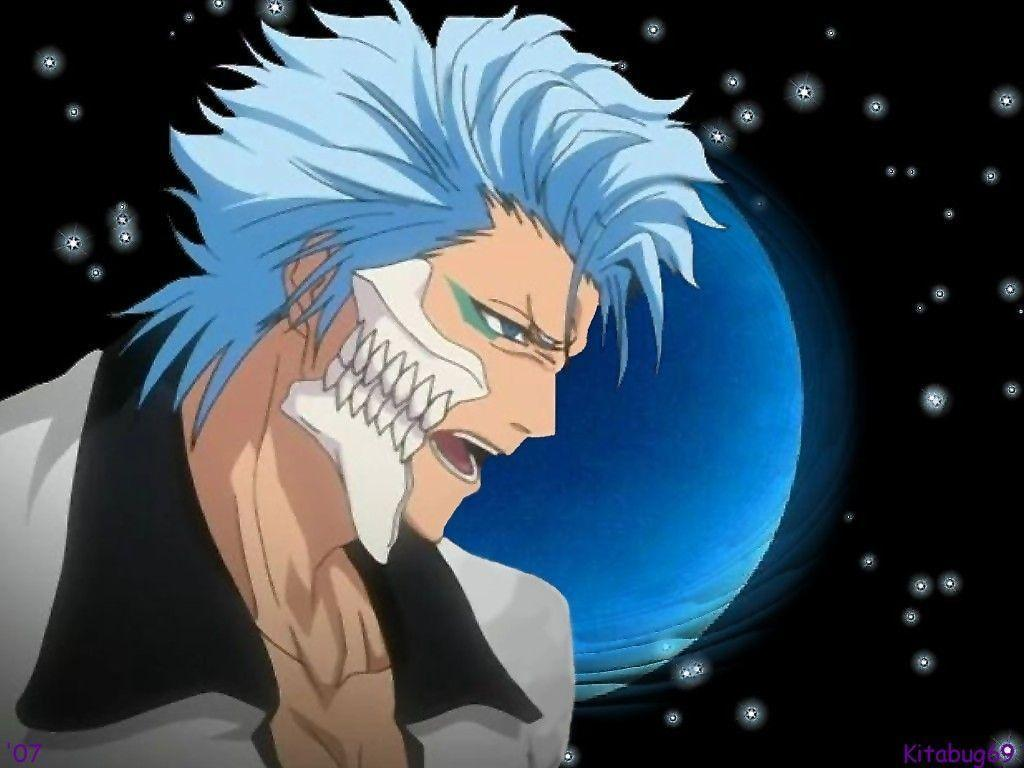 Grimmjow Release Wallpaper Grimmjow Jeagerjaques ...