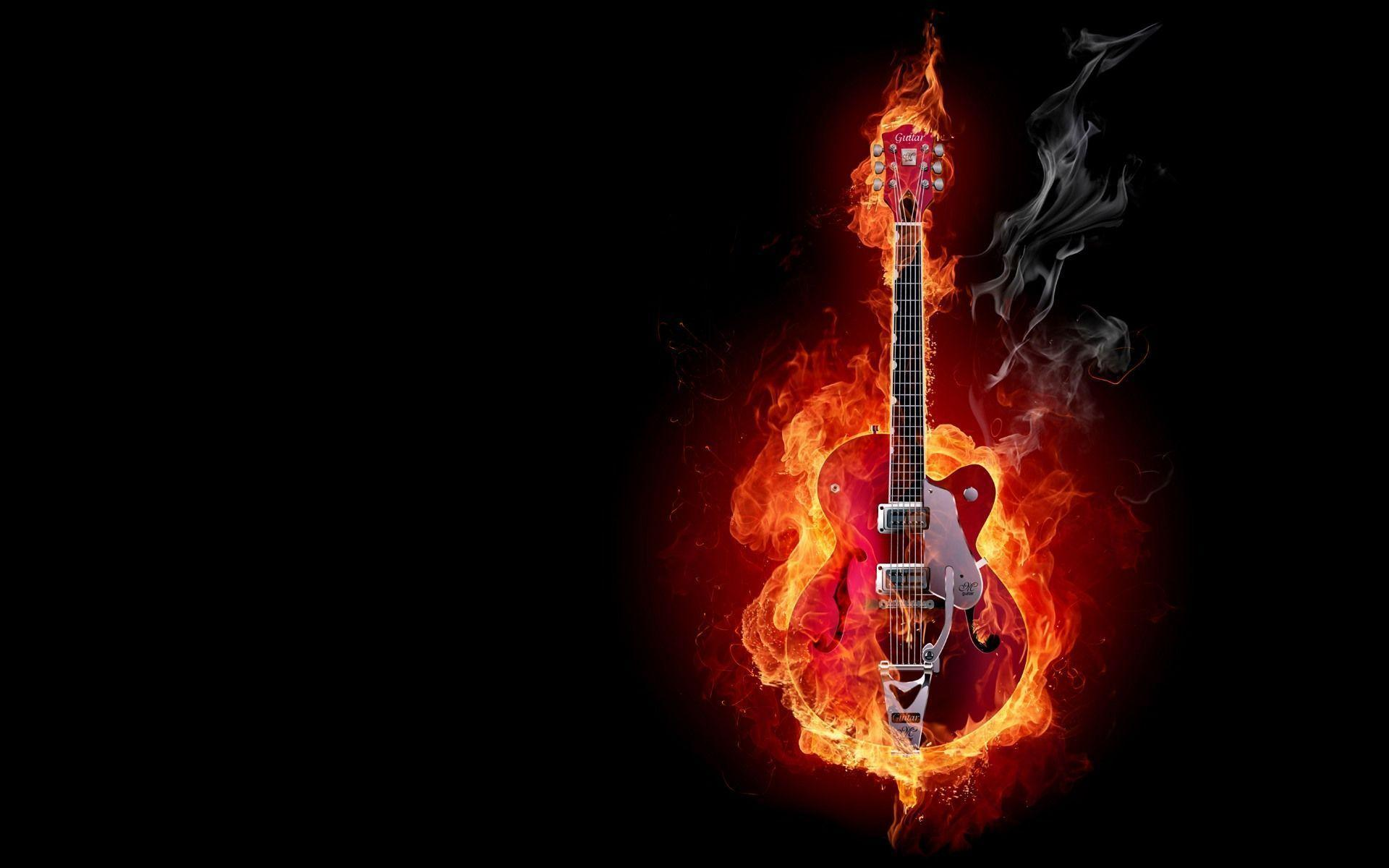 cool guitar backgrounds – 1920×1200 High Definition Wallpapers