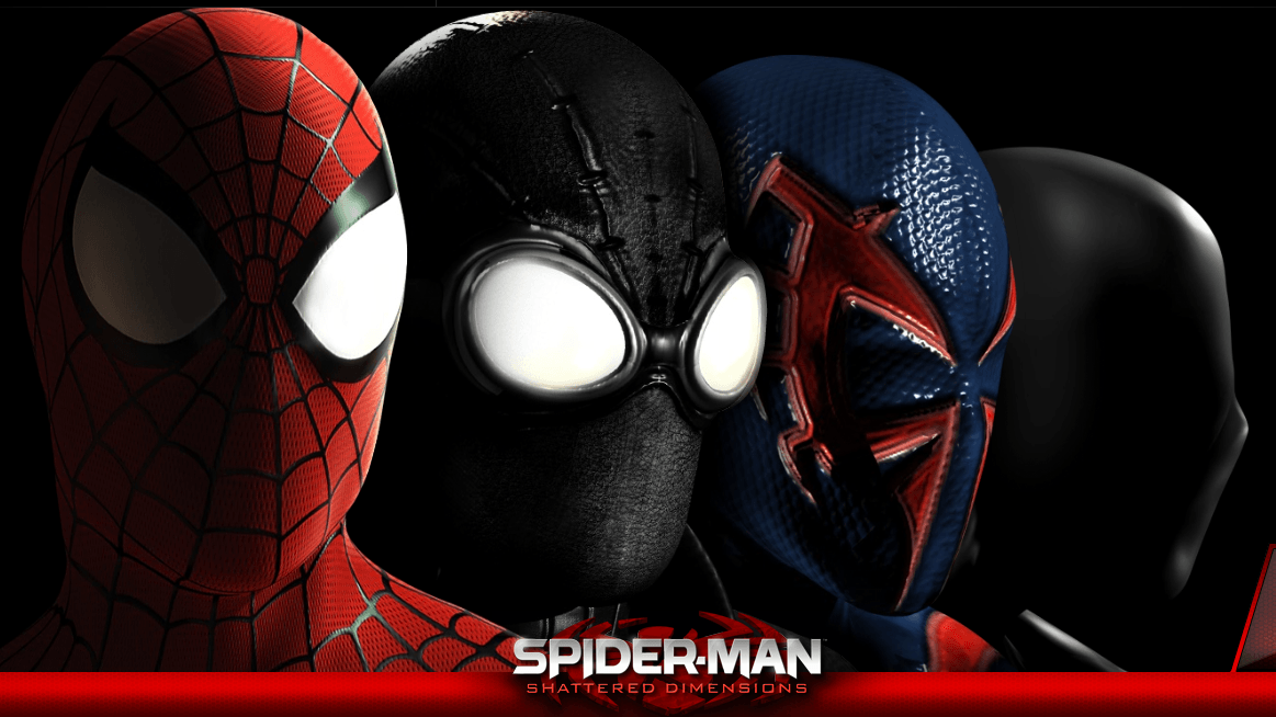 Spider Man Shattered Dimensions Wallpapers - Wallpaper Cave