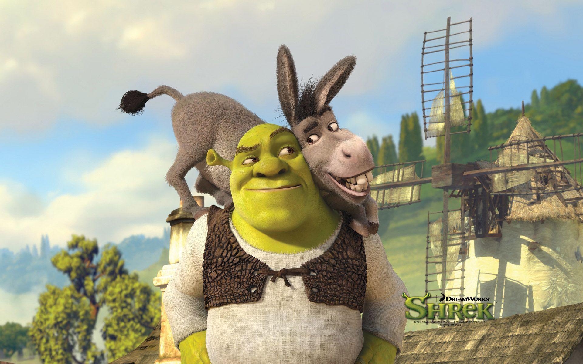 Shrek 2 Wallpapers - Wallpaper Cave