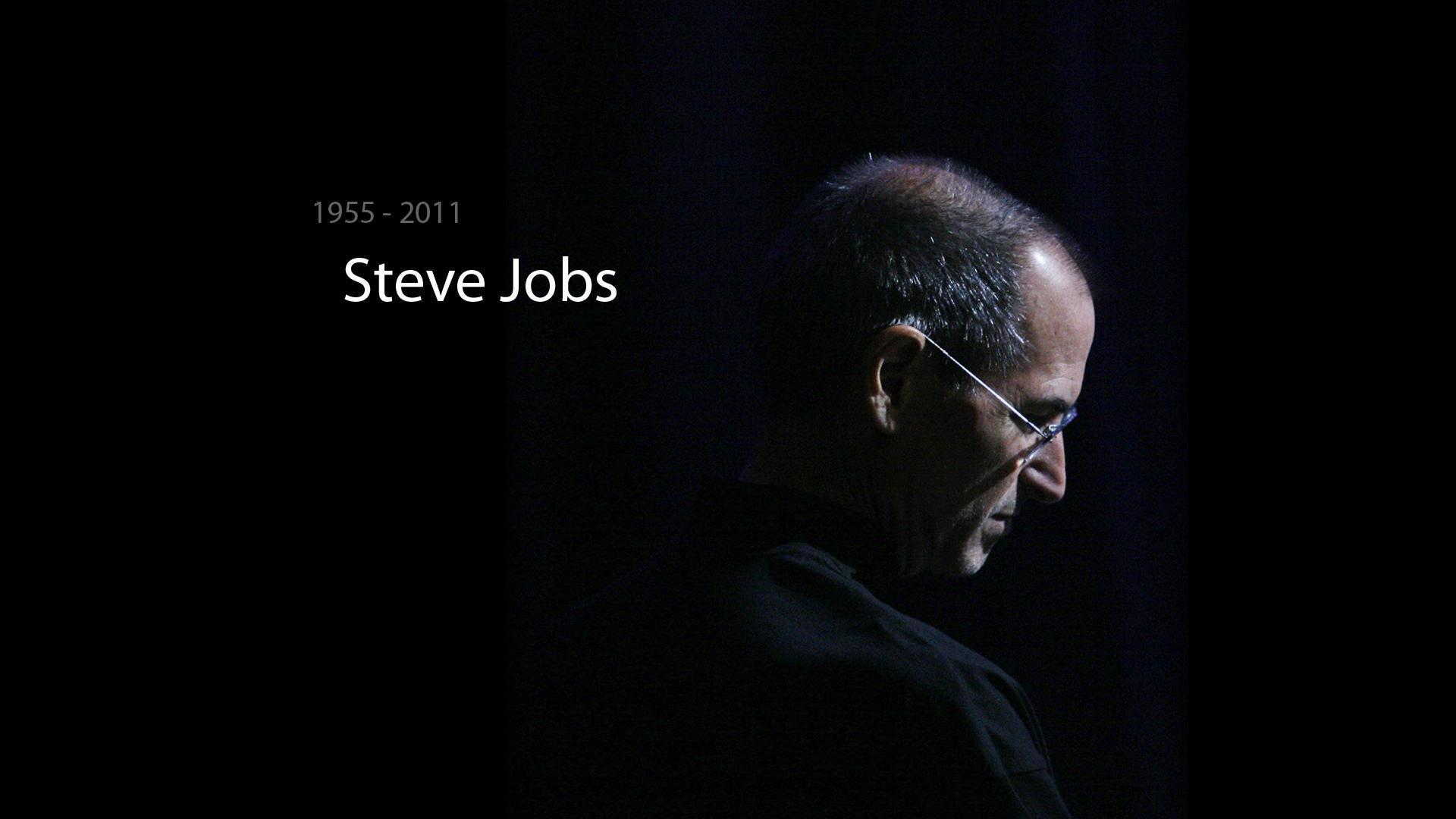 Steve Jobs Wallpapers Wallpaper Cave