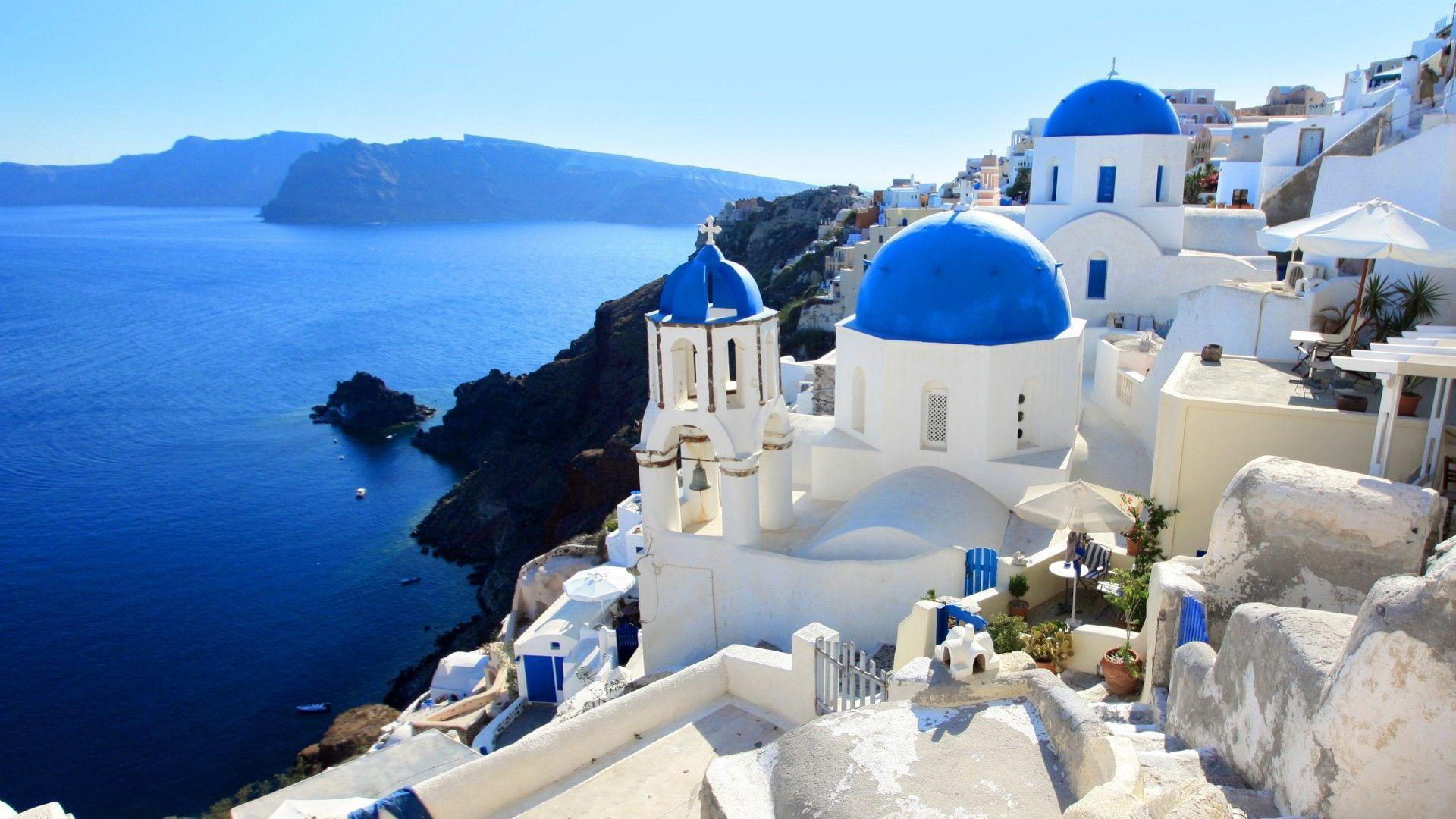 Santorini HD Wallpapers 1080p
