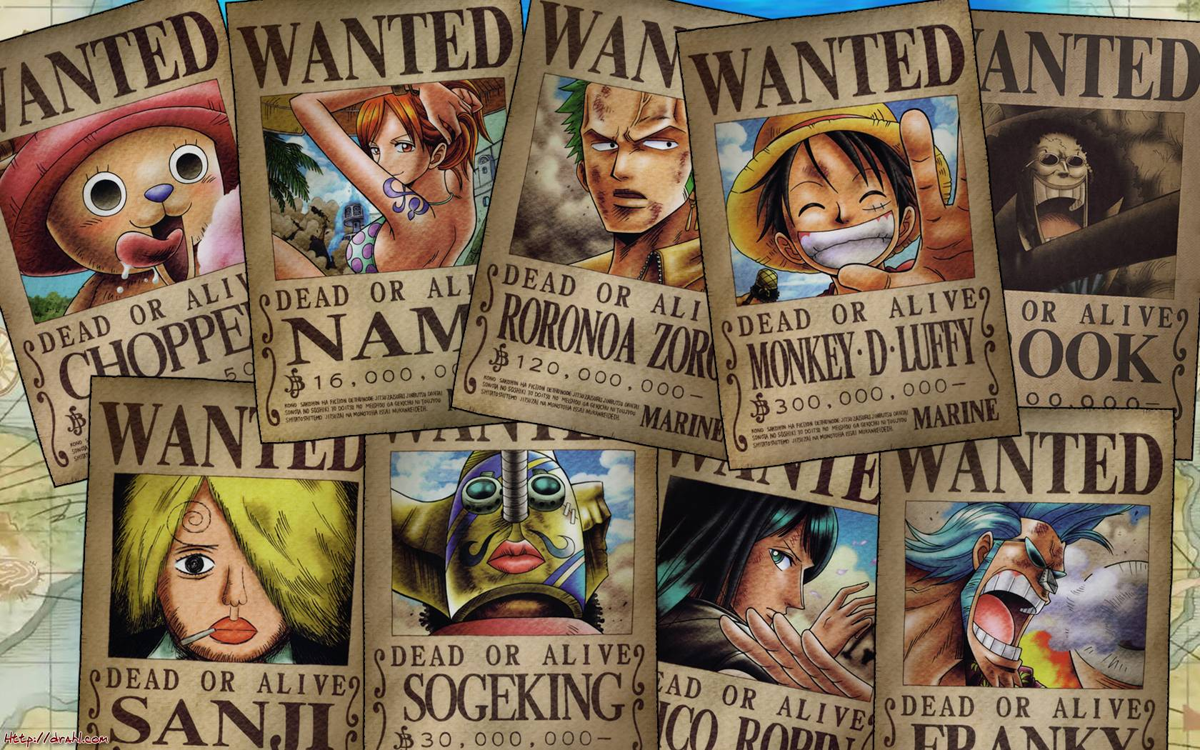 one piece wallpapers wanted -#main
