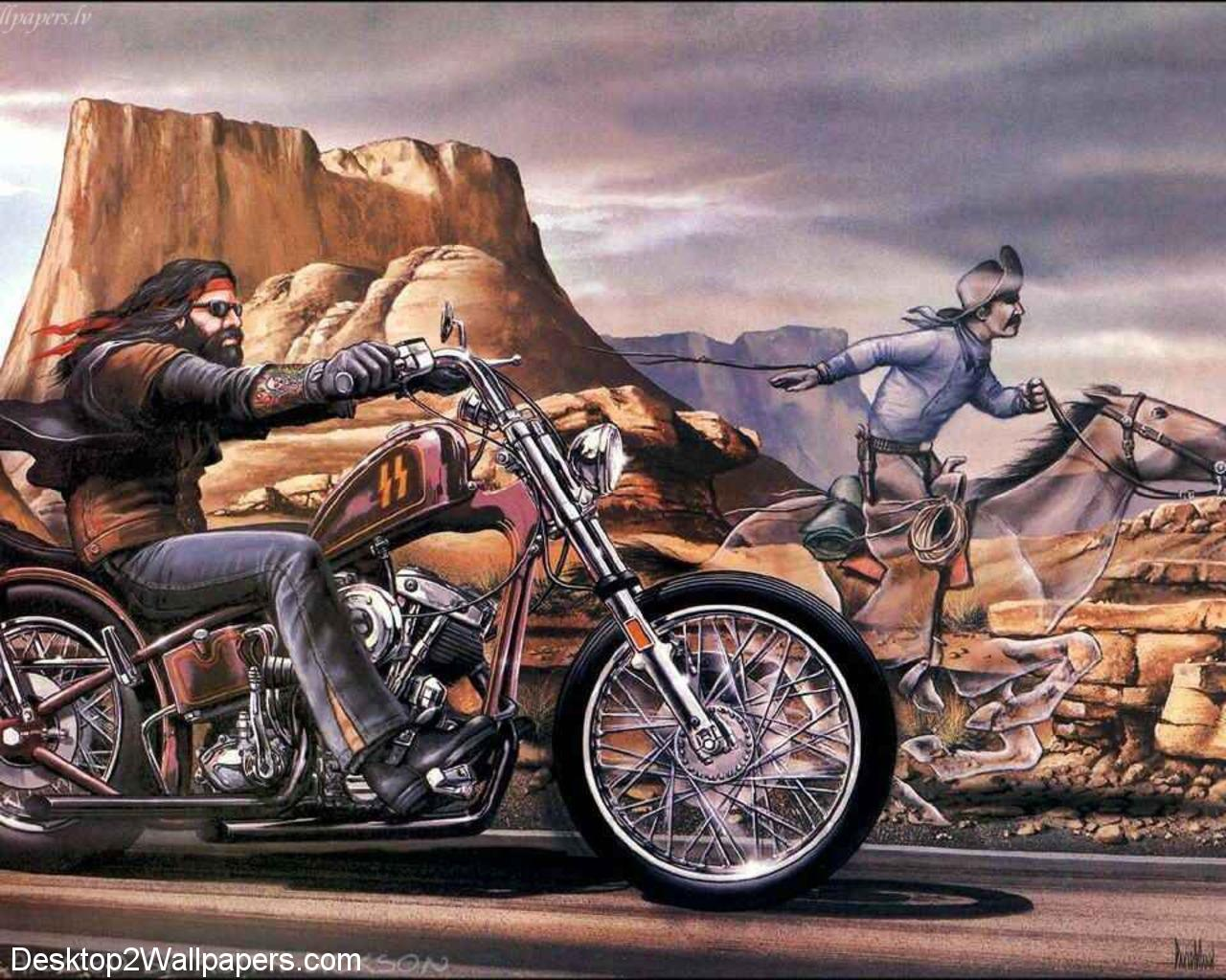 Biker Wallpapers - Wallpaper Cave