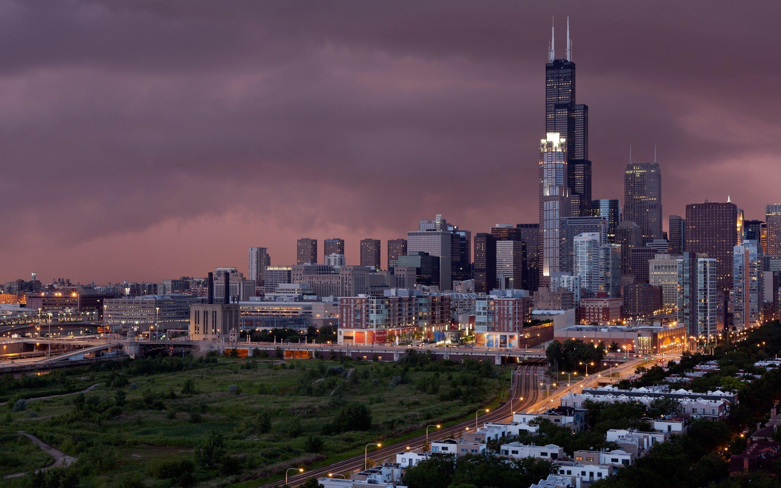 chicago windy city wallpapers - photo #5