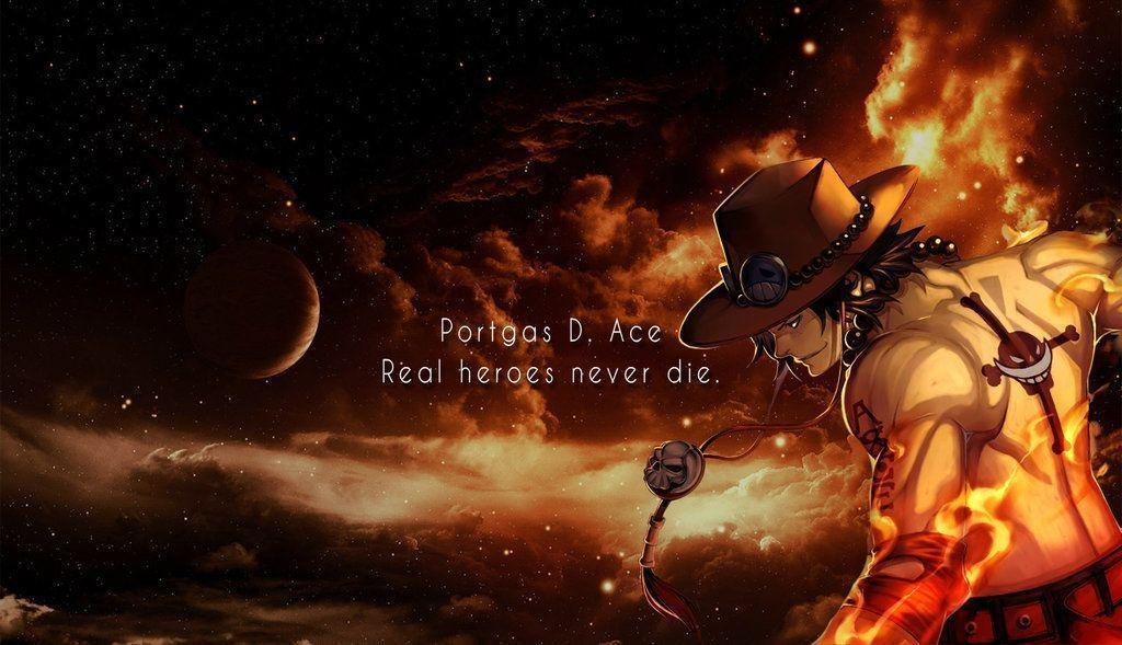 Portgas d ace wallpapers