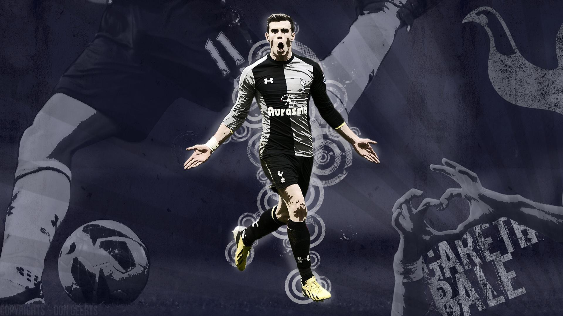 Gareth Bale Wallpaper | Football HD Wallpapers