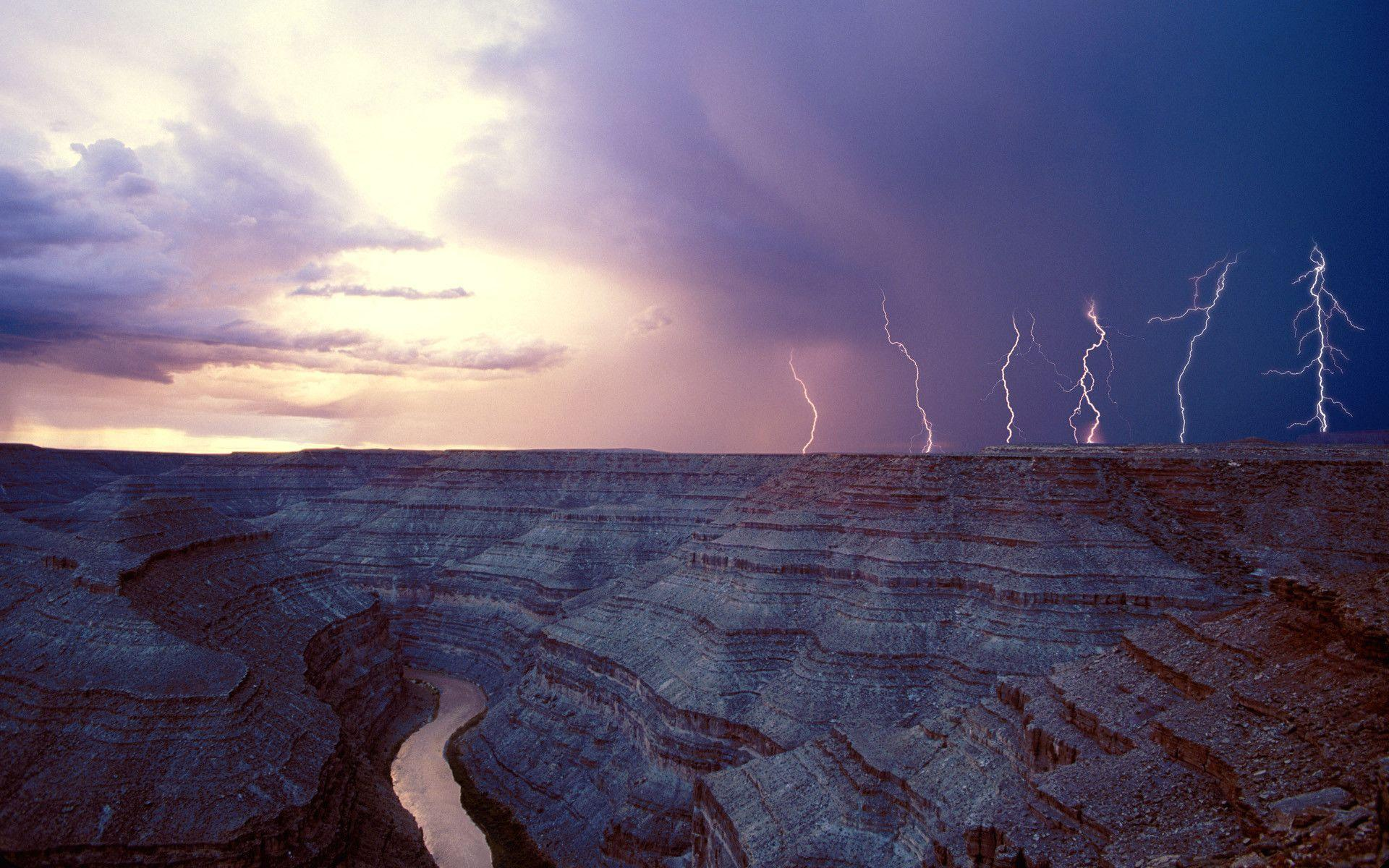Wallpapers For > Lightning Storm Wallpapers Hd