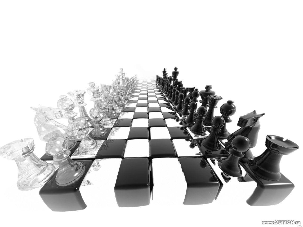 The Image of Abstract Chess Board Games Chess Pieces Fresh HD