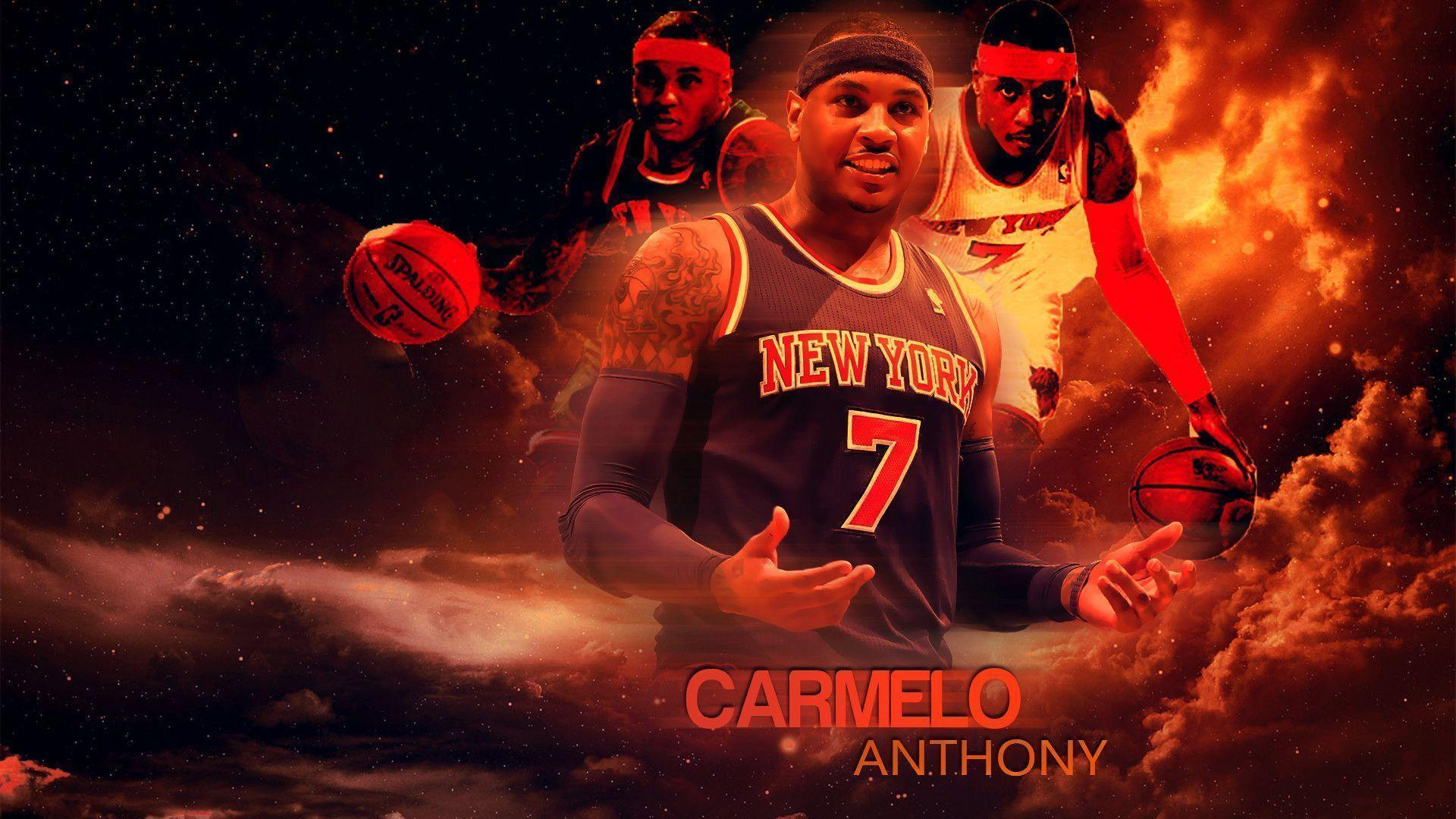 Carmelo Anthony 2014 Wallpapers by RicardoDosSantos