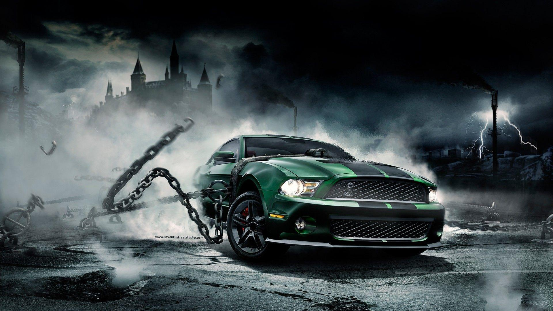 40 High-Quality Ford Mustang Wallpapers | CrispMe