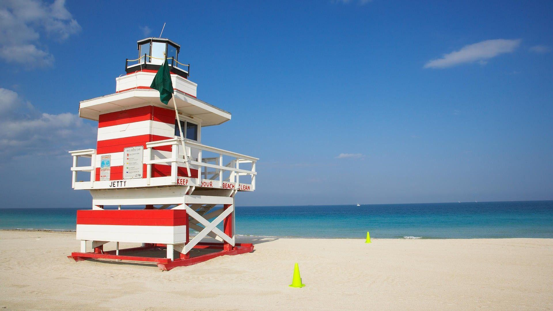 Miami Beach Wallpaper and Backgrounds | Download free windows 8 hd ...