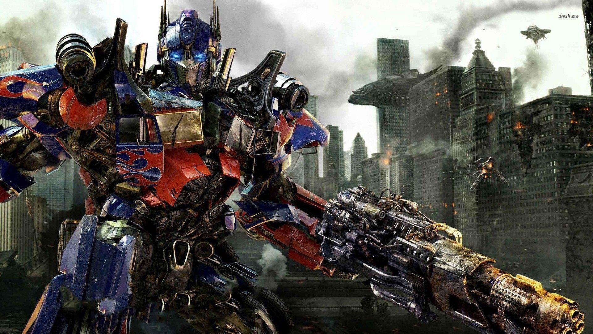 Transformers 2 optimus prime wallpapers wallpaper cave - Wallpapers transformers 4 ...