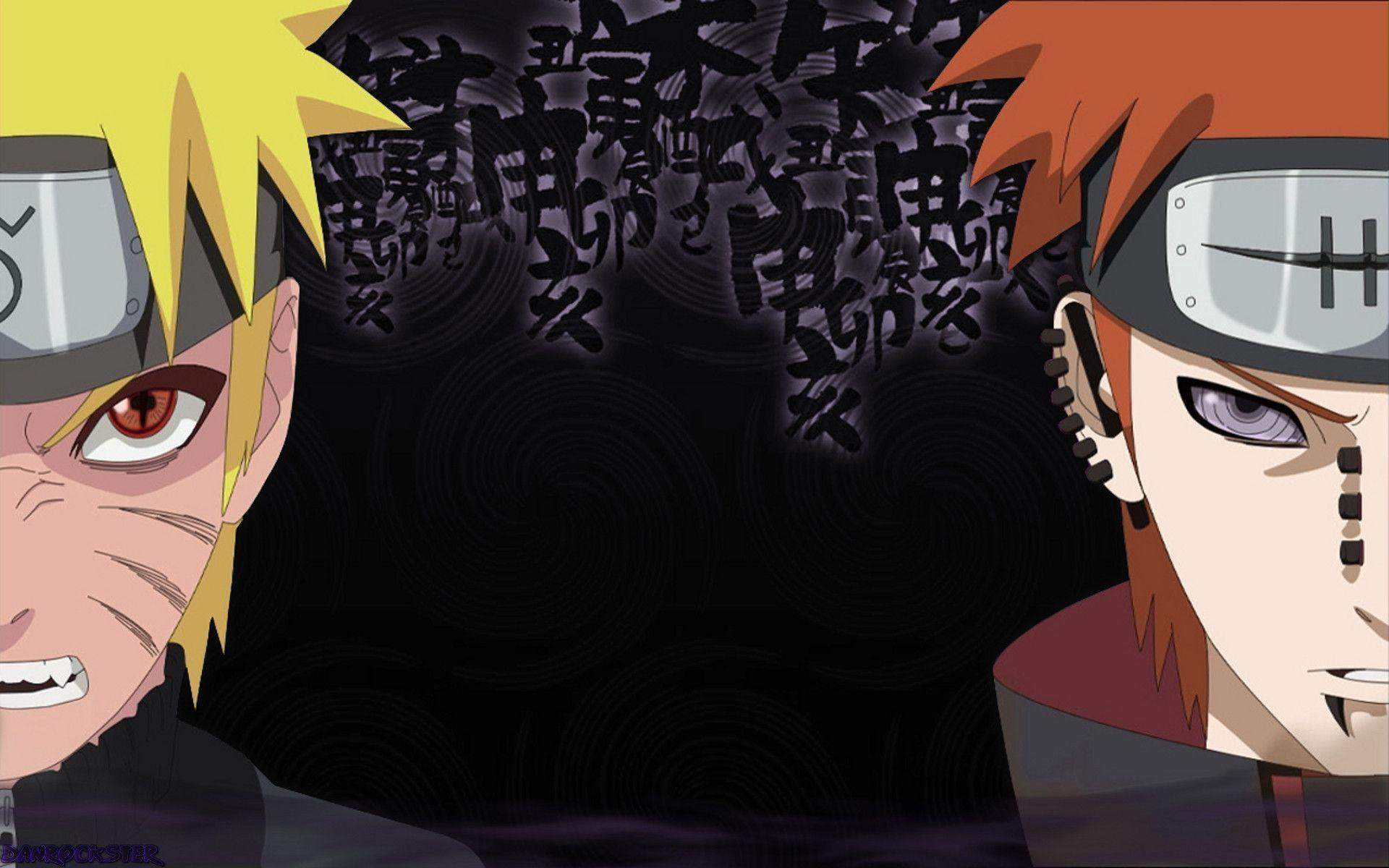 Naruto Pain Wallpapers - Wallpaper Cave