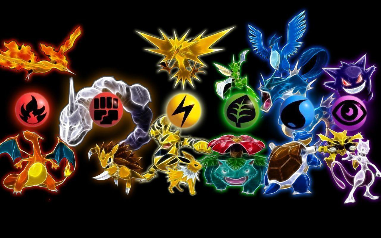 Pokemon Legendary HD Wallpapers