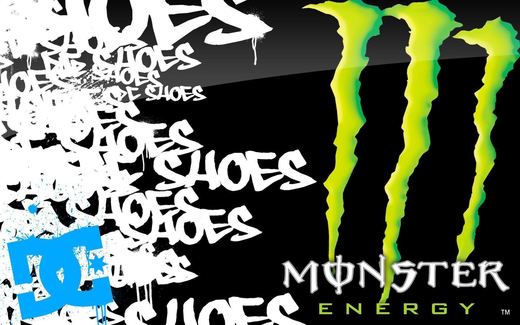 Bien-aimé Monster Energy Wallpapers HD - Wallpaper Cave UB36