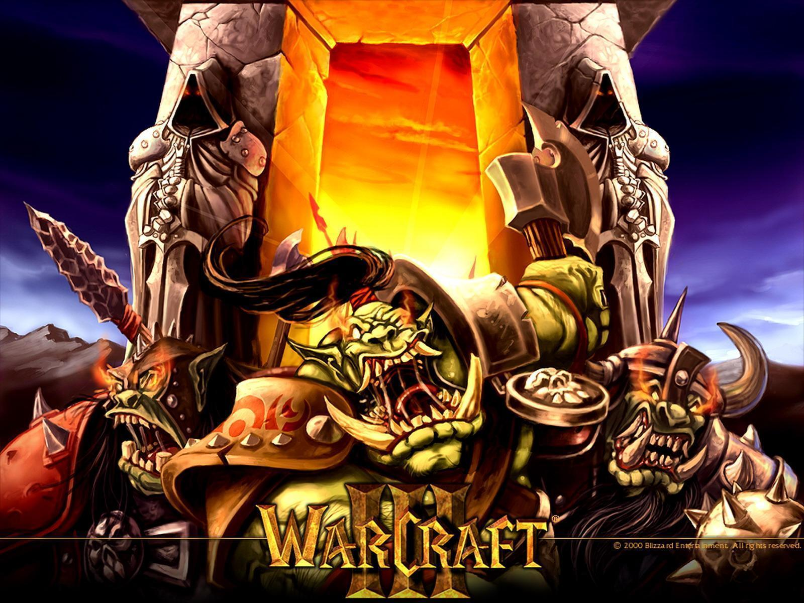 World Of Warcraft The Dark Portal Uhd 4k Wallpaper: Warcraft 3 Wallpapers