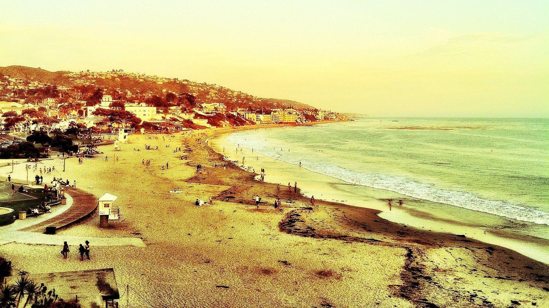 Laguna Beach Desktop Wallpaper
