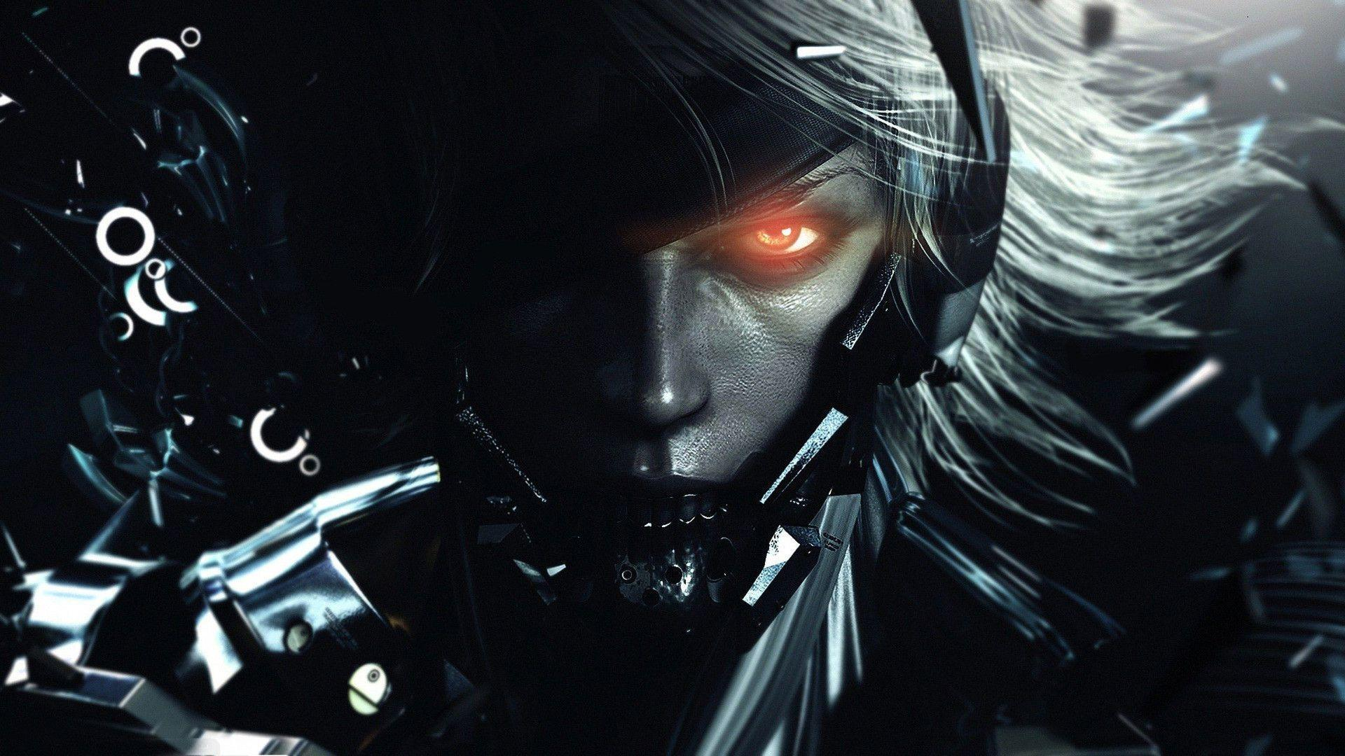 42 Hd Raiden Wallpaper On Wallpapersafari: Metal Gear Solid Raiden Wallpapers