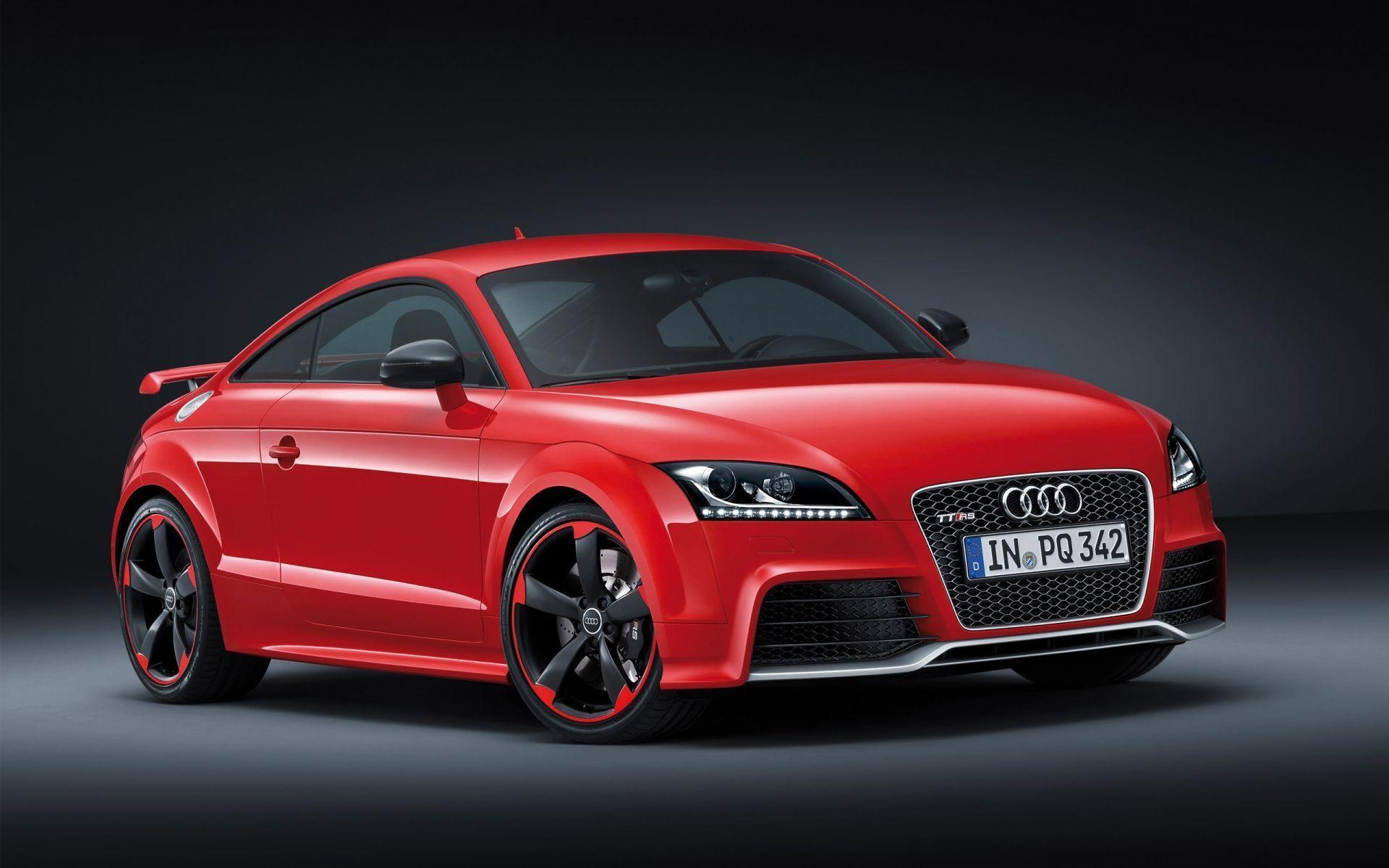 Red Car Wallpapers Wallpaper Cave - Audi car red