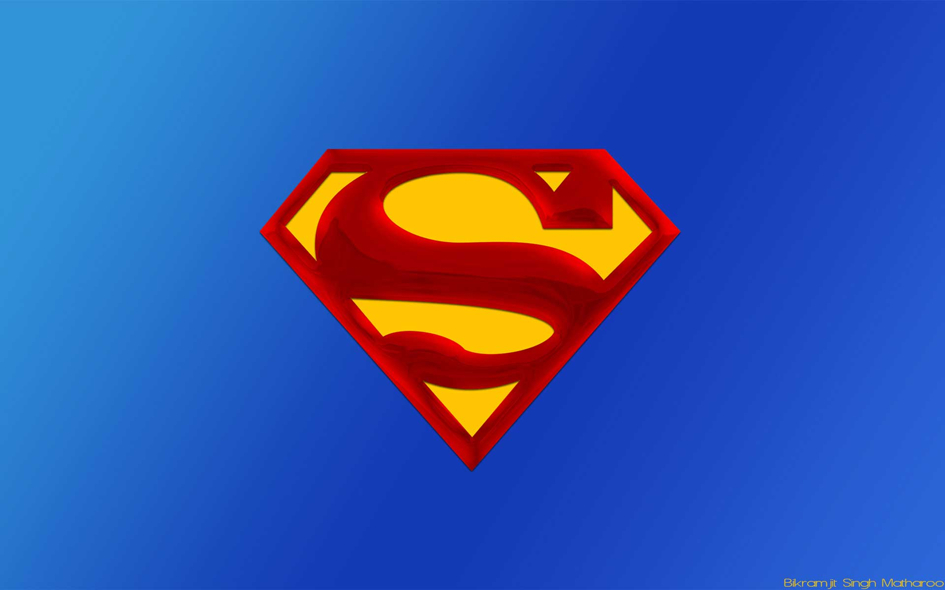 Superman Logo Backgrounds Wallpaper Cave