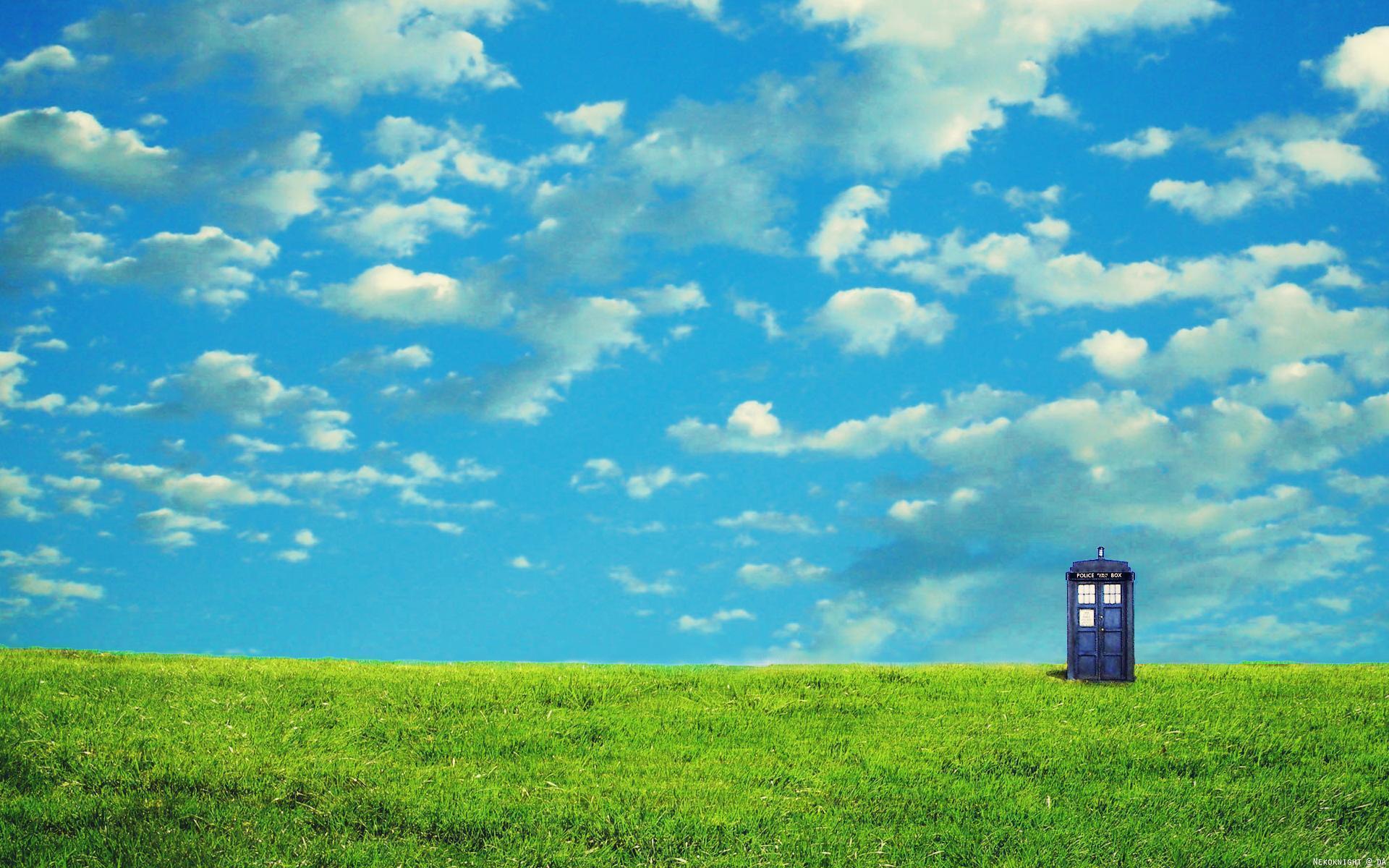 TARDIS Desktop Wallpapers - Wallpaper Cave