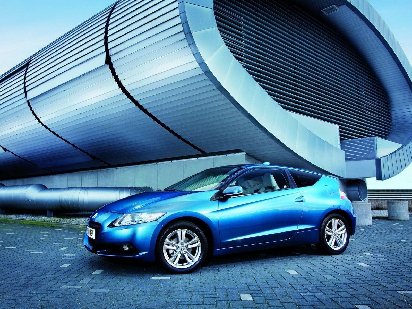 Blue Car Hd Wallpapers