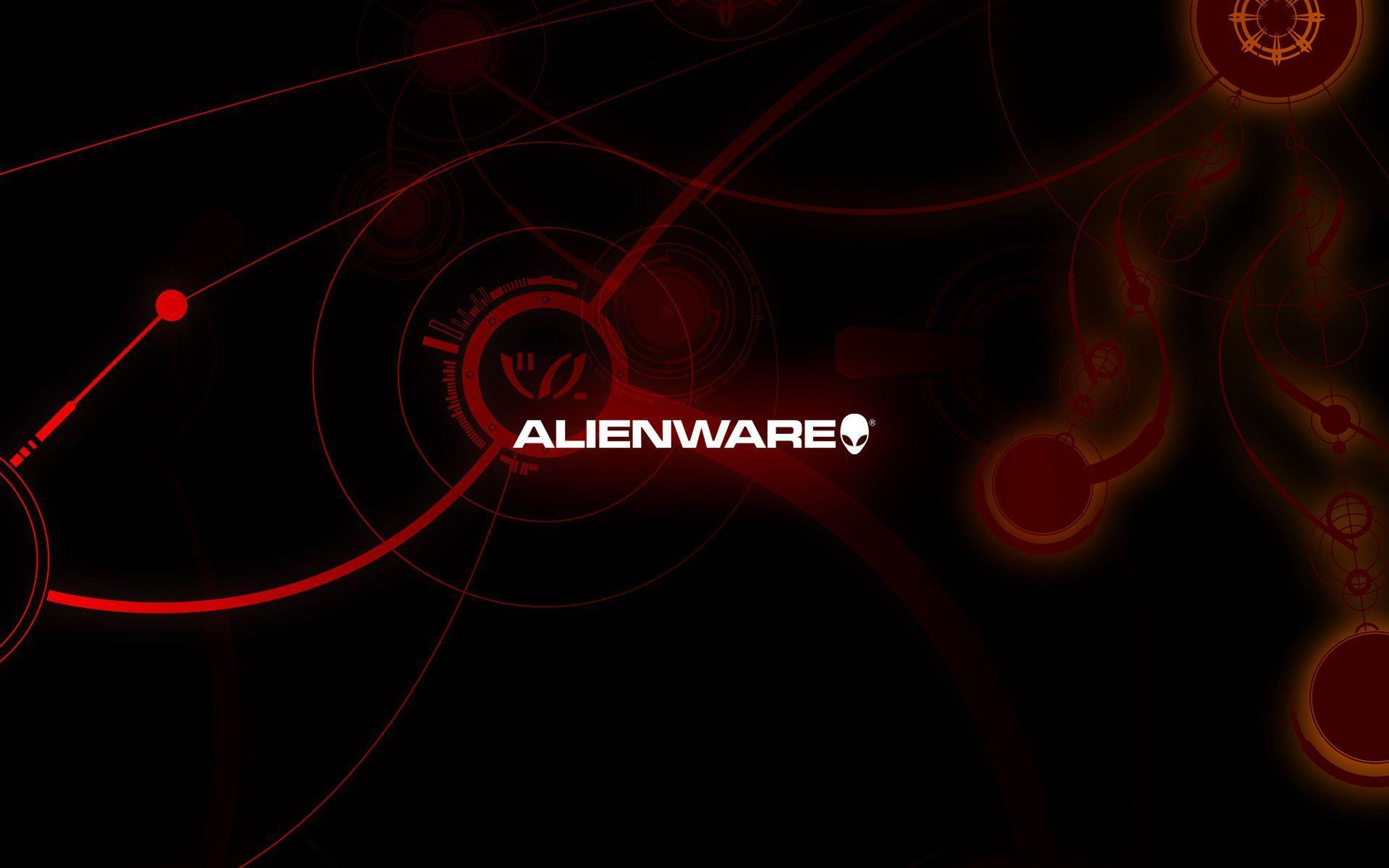 alienware wallpapers red - photo #3