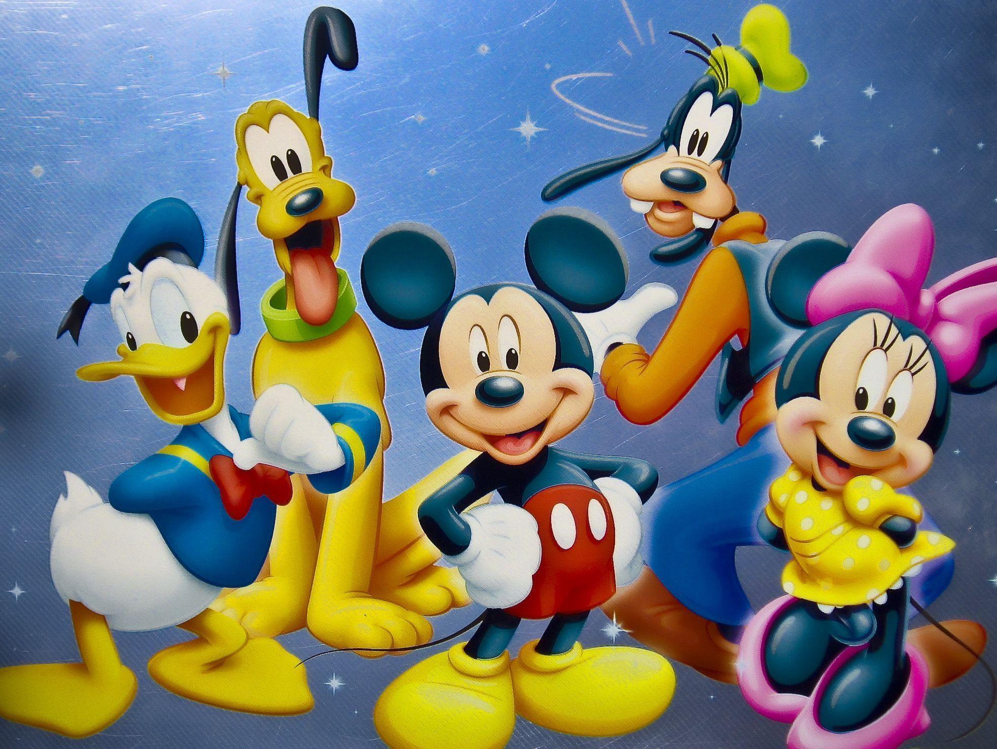 Hi 5 Cartoon Characters : Disney characters wallpapers wallpaper cave