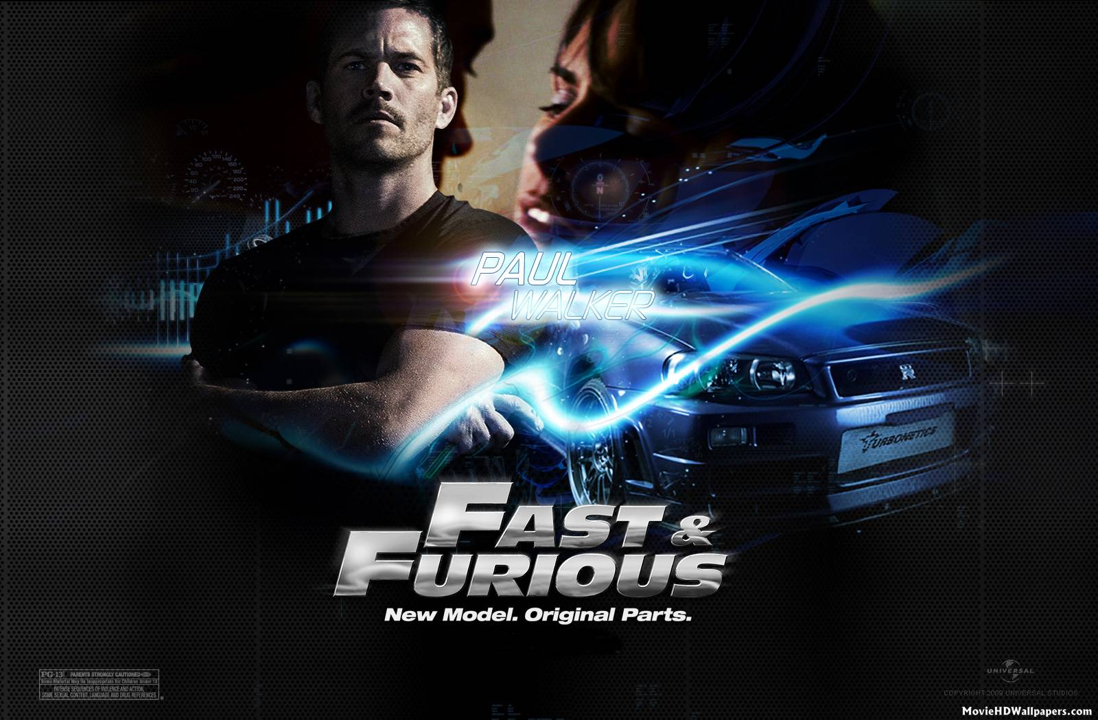 Fast Furious 6 HD Wallpapers