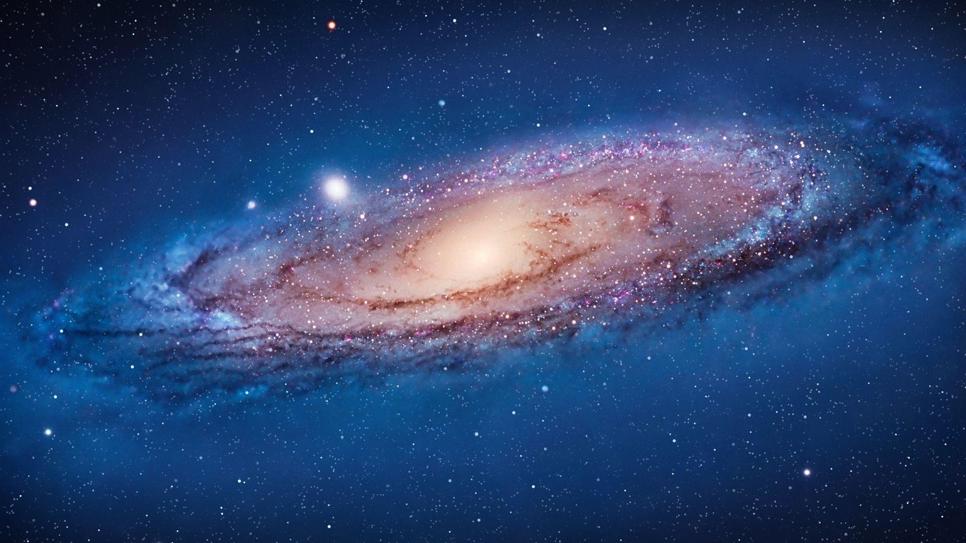 Andromeda Galaxy Desktop Wallpaper - HD Wallpaper Rate | Space ...