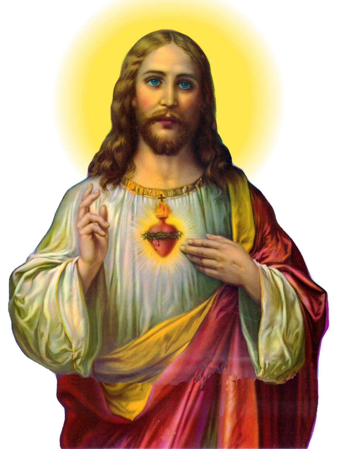 Sacred Heart Of Jesus Wallpapers Wallpaper Cave