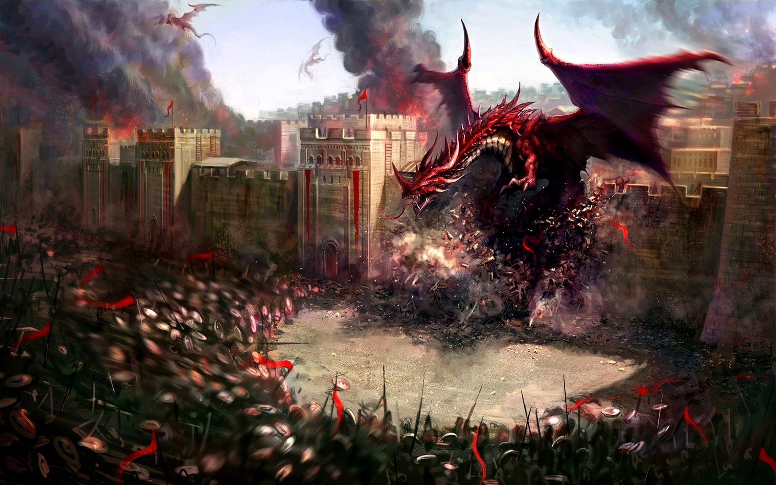 Dungeons Dragons Wallpapers Hd