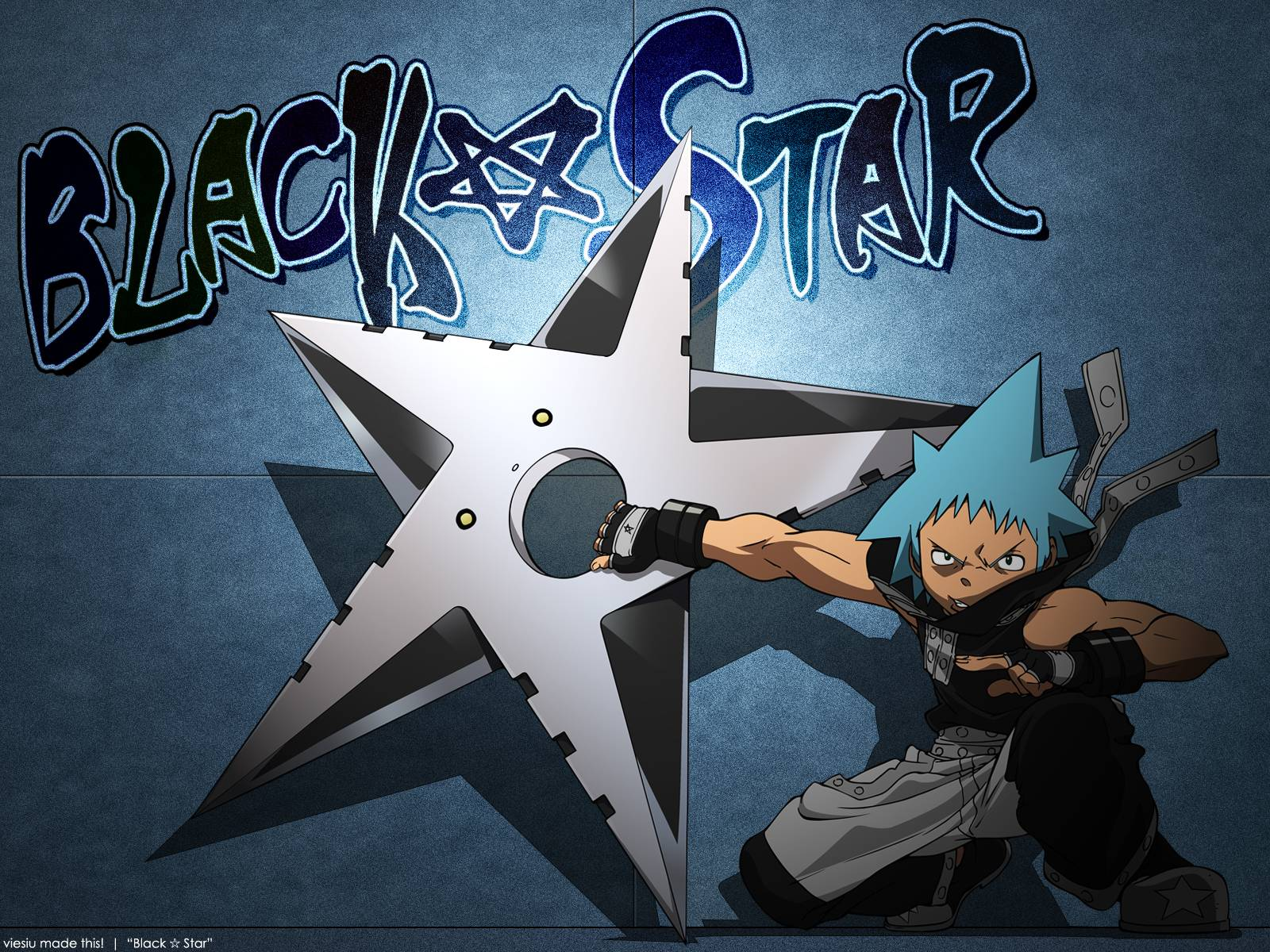 Soul Eater Black Star Wallpapers