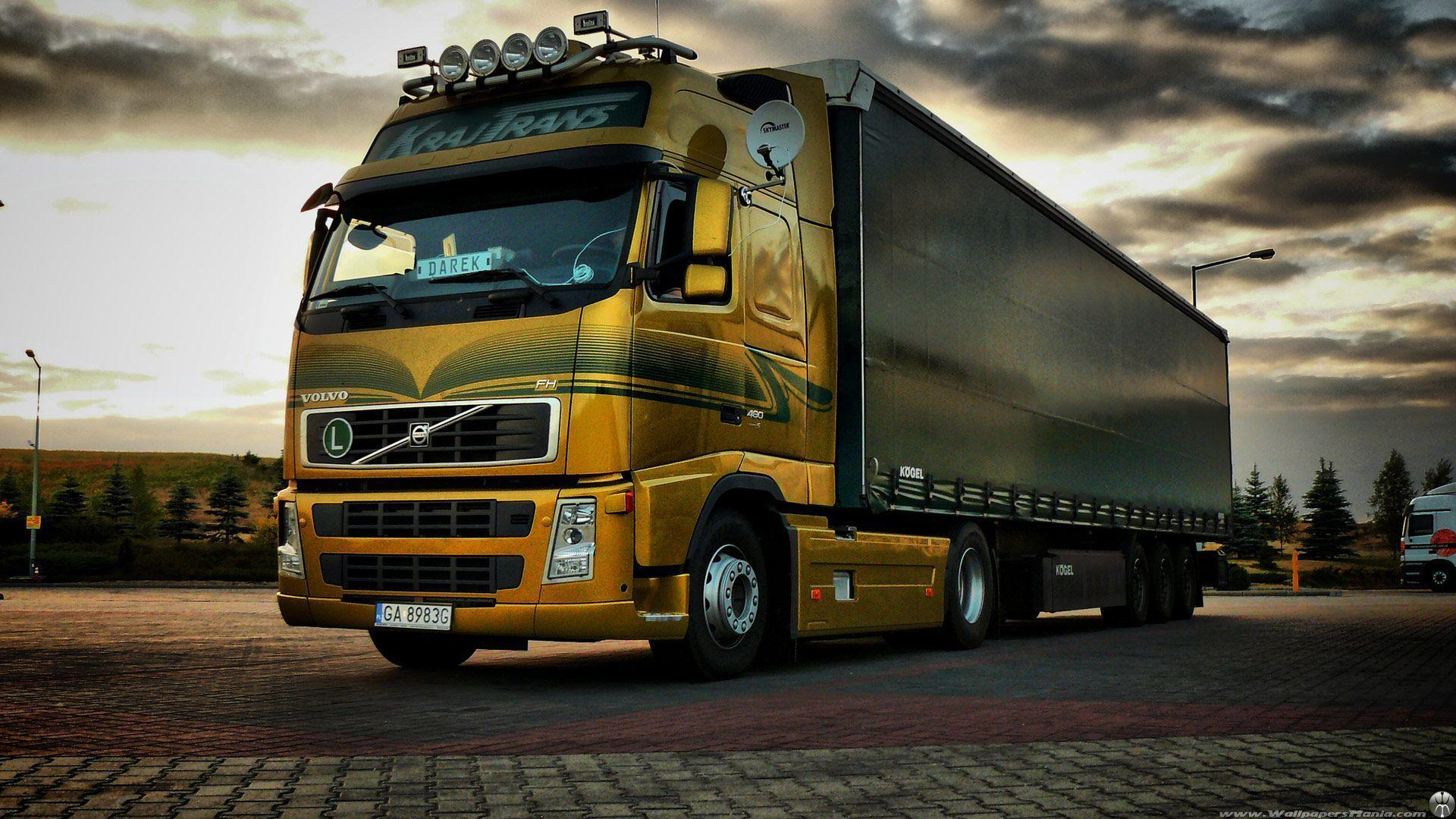 Truck Wallpapers High Resolution - Wallpaper Cave