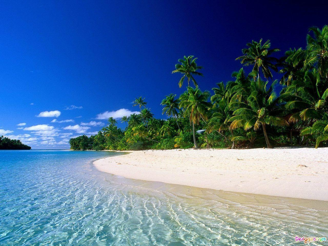 Download Tropical Beach hd Wallpapers