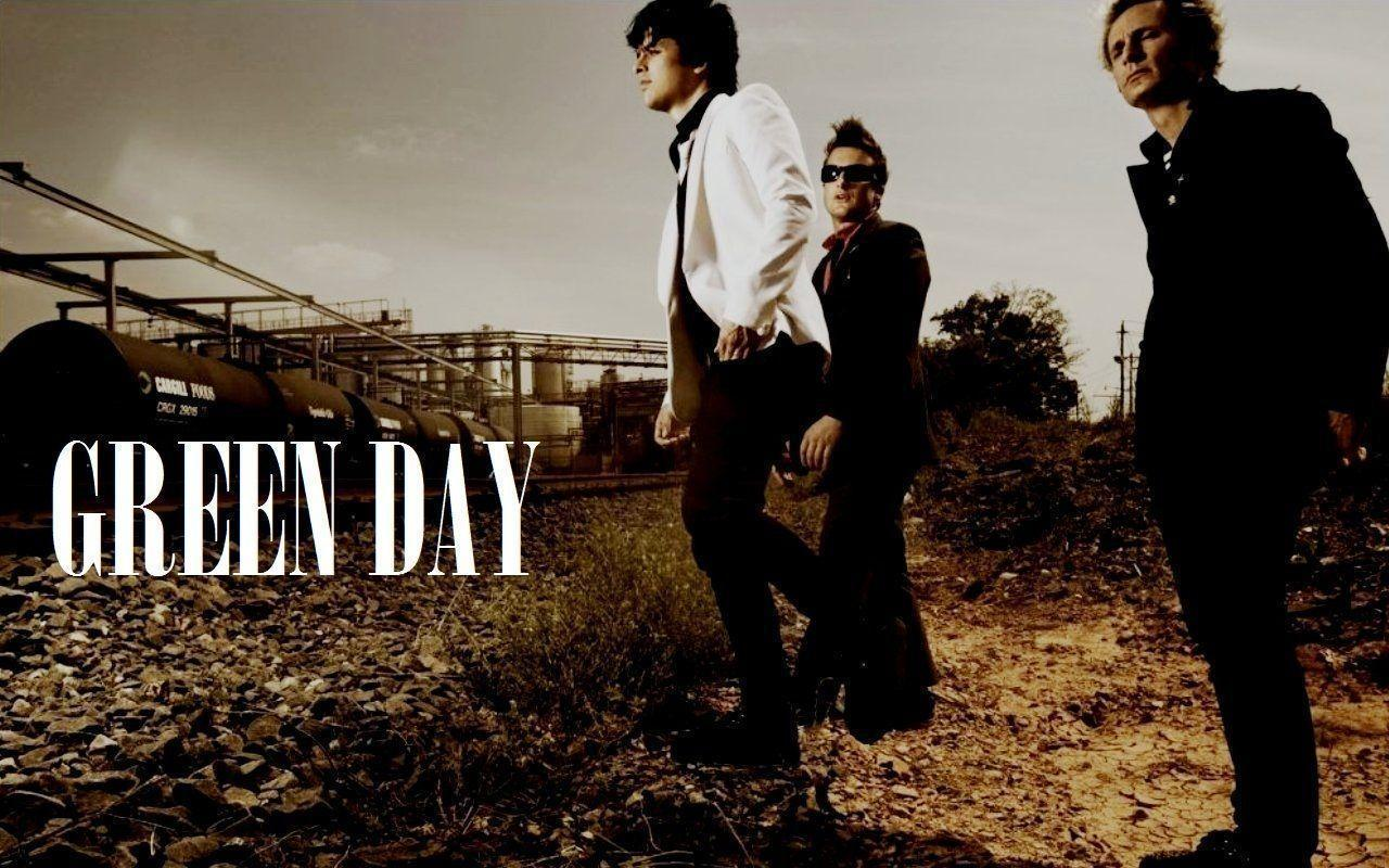 Green Day Best Foto Band Music Wallpapers HD