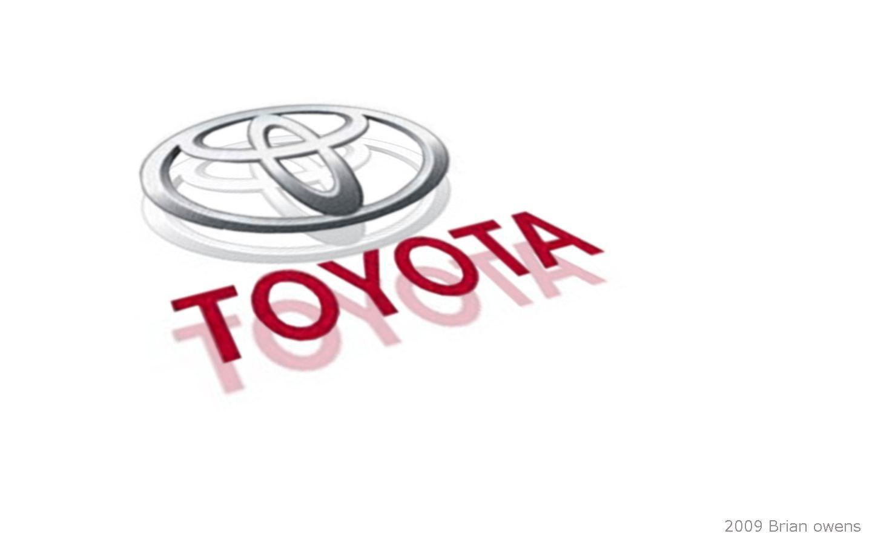 Toyota Logo Wallpaper 2 by ModifierMR on DeviantArt