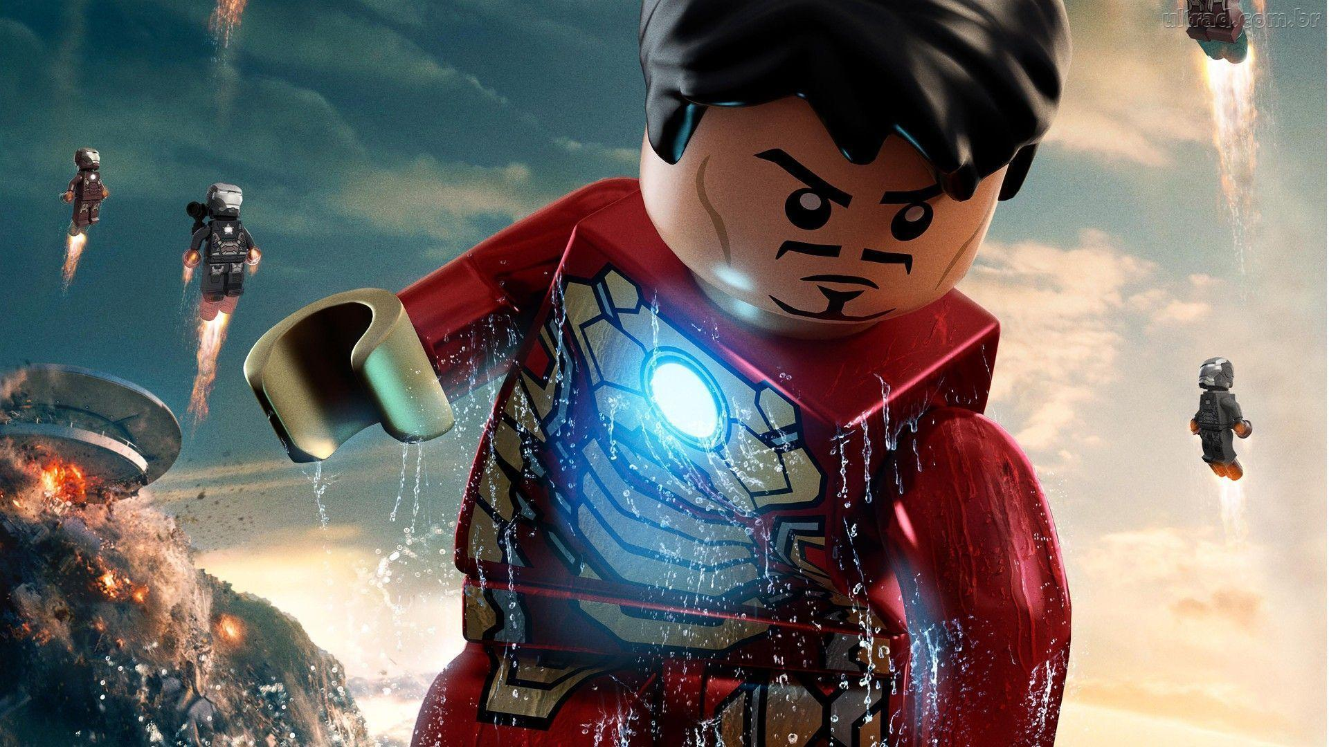 lego marvel wallpaper for desktop -#main