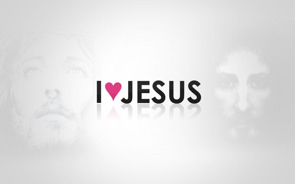 I Love Jesus Wallpapers - Wallpaper cave