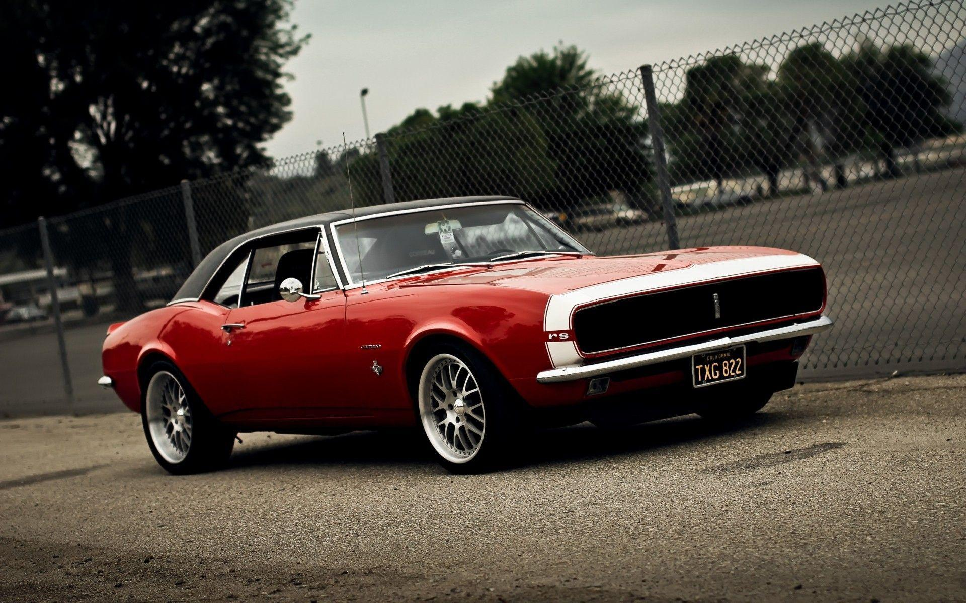 classic muscle car wallpapers HD Picture - Automotive Zone