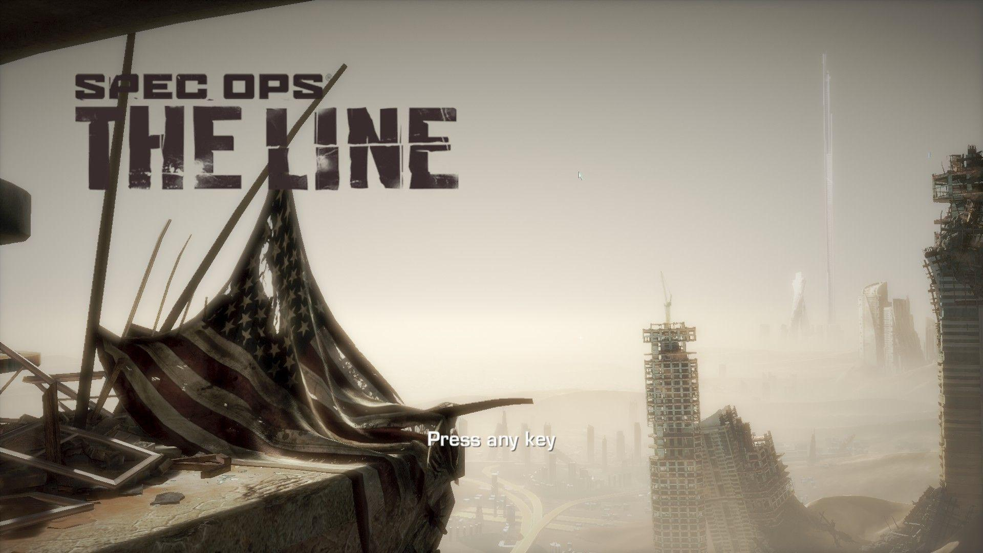 Spec Ops: The Line: A Five